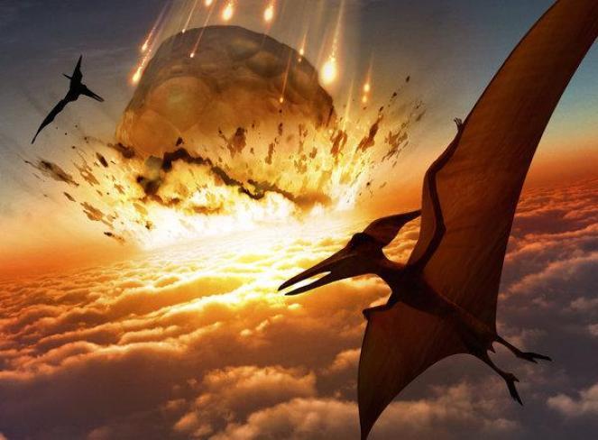 asteroide dinosauri