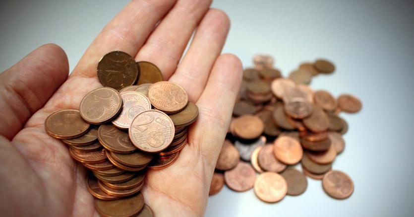 Stop nei supermercati alle monete da 1 e 2 centesimi