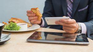 cibo smartphone