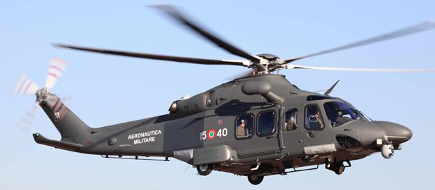 elicottero aeronautica hh139a