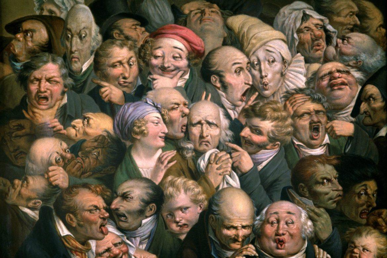 espressioni facciali Louis Boilly