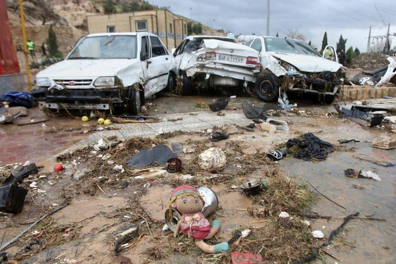 inondazioni iran