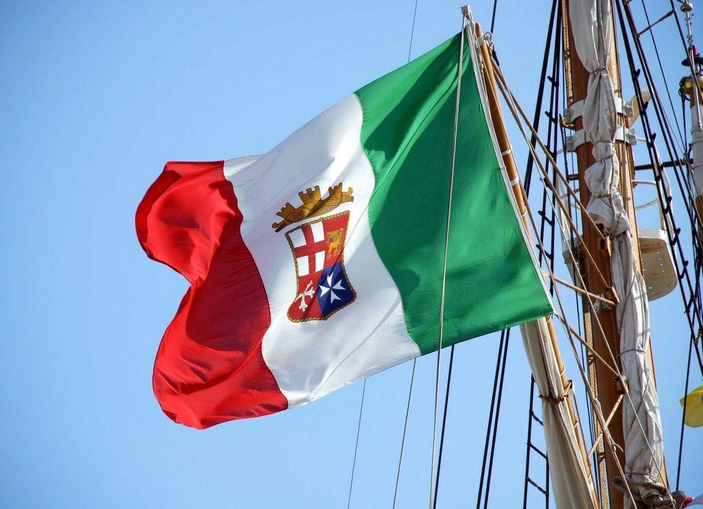 marina militare bandiera