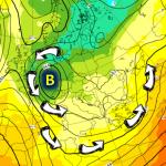Meteo, maltempo in tutt'Italia nel weekend della Domenica delle Palme: arriva un ciclone freddo dal Baltico, torna la neve