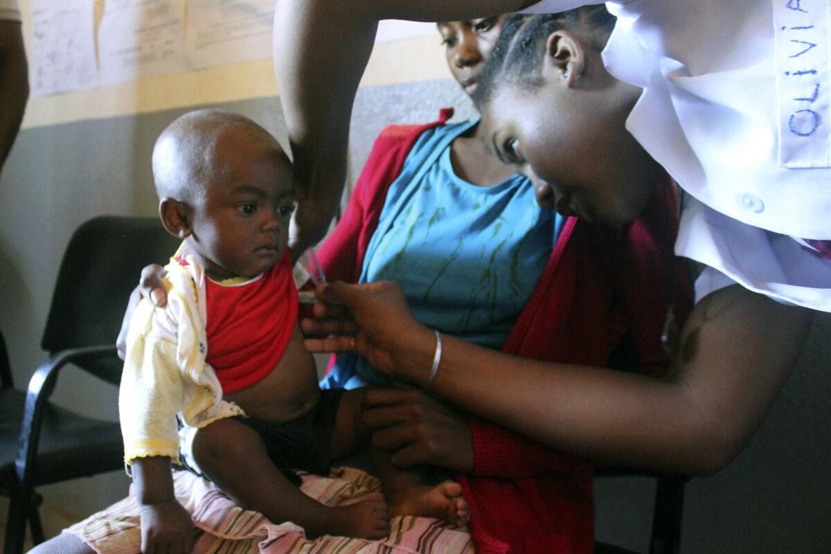 Madagascar, 1.200 morti per il morbillo