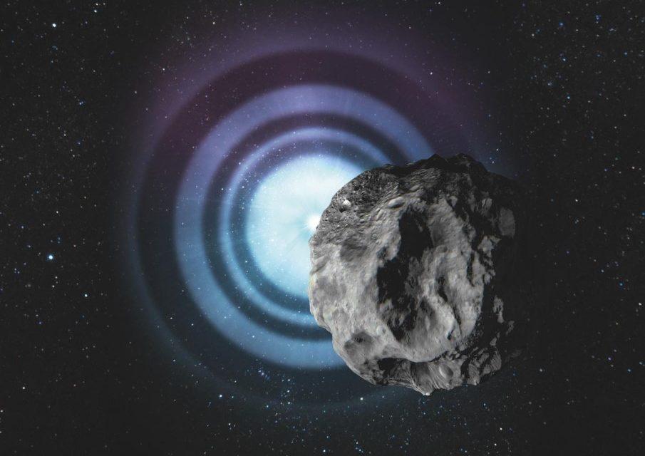 occultazione asteroide
