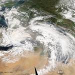 Meteo, la sabbia del Sahara invade l'Europa: raggiungerà l'Ucraina e persino l'Islanda nelle prossime 48 ore [FOTO e MAPPE]
