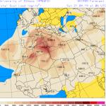 Allerta Meteo Pasqua e Pasquetta, lo scirocco spingerà enormi quantità di sabbia del Sahara sull'Europa: arriverà persino in Norvegia [MAPPE e DETTAGLI]