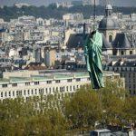 Notre Dame: 16 statue erano state rimosse con una gru dal tetto pochi giorni prima dell'incendio [FOTO]