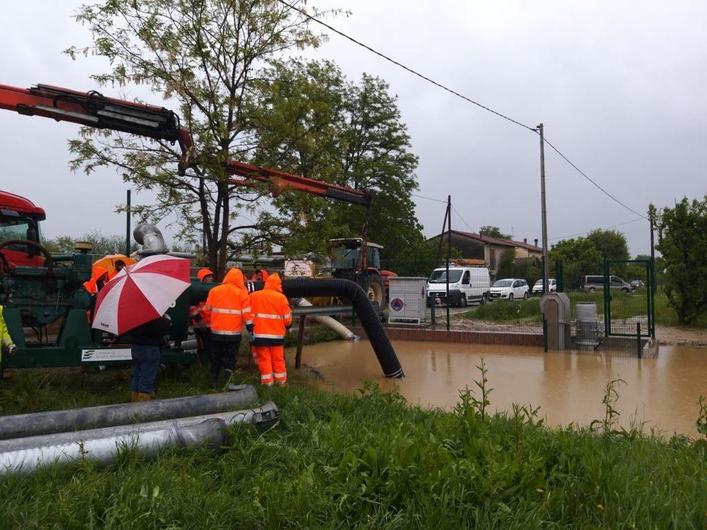 Emergenza Maltempo Emilia Romagna