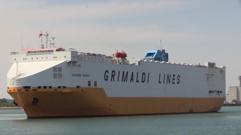 Grimaldi Lines Grande Europa