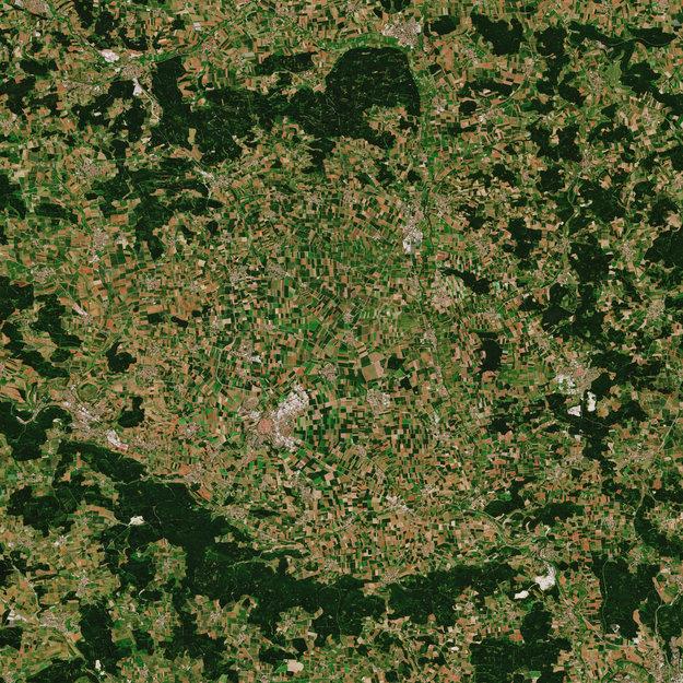 Il Cratere di Ries Germania