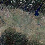 La Pianura Padana ed il fiume Po