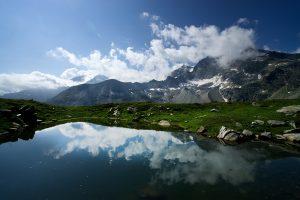 Parco Nazionale Gran Paradiso A Piedi tra le Nuvole