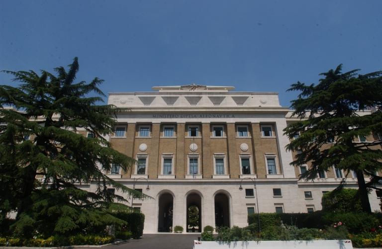 Roma Open House 2019 Palazzo Aeronautica (1)