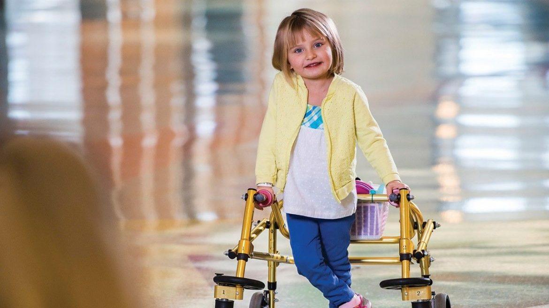 atrofia muscolare spinale bambini