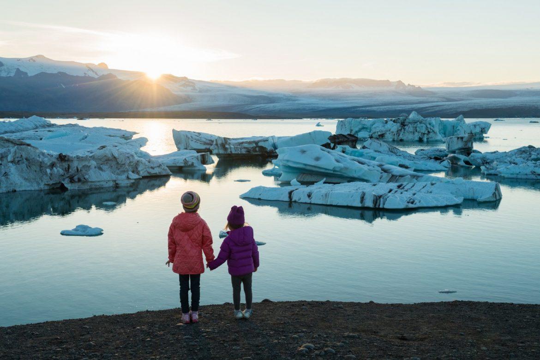 cambiamenti climatici ragazzi bambini