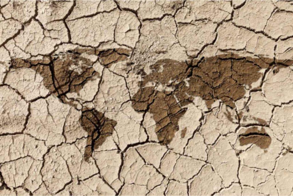 cambiamenti climatici siccità mondo