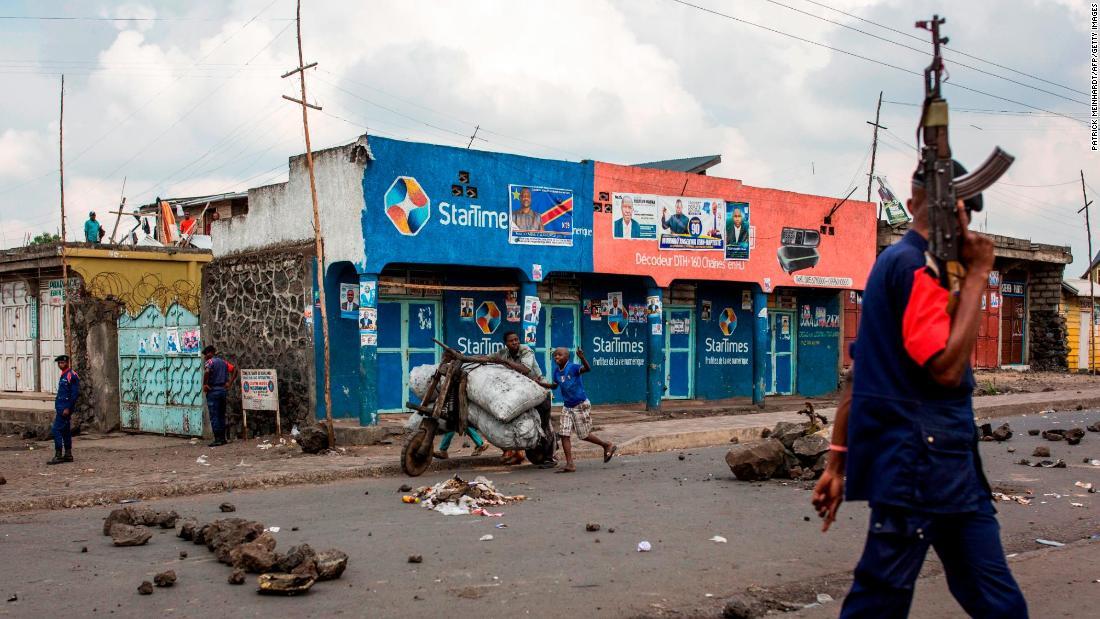 ebola congo attacchi