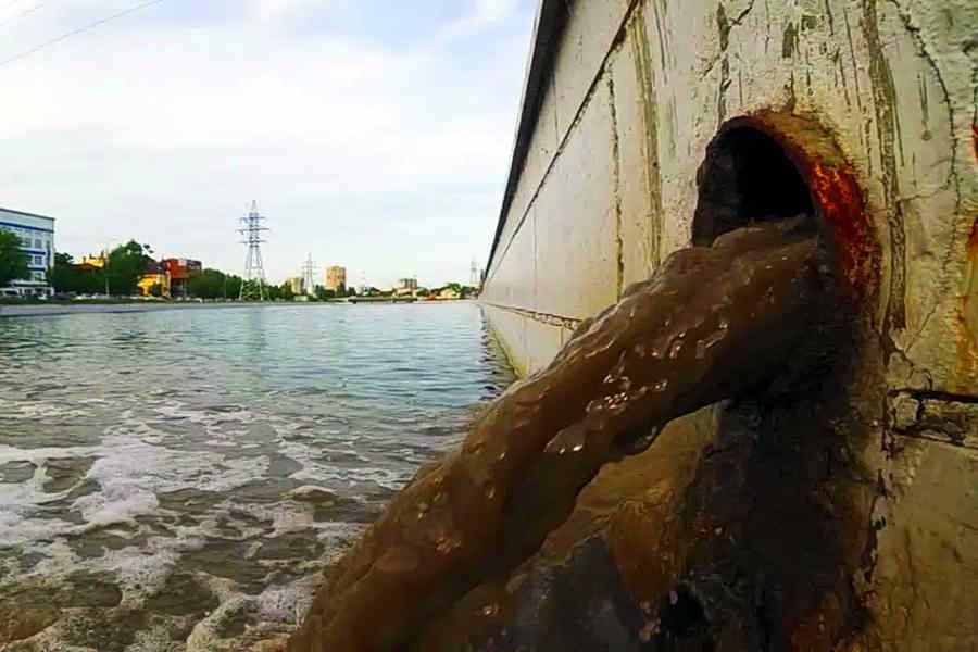 inquinamento mare fiumi acque acqua