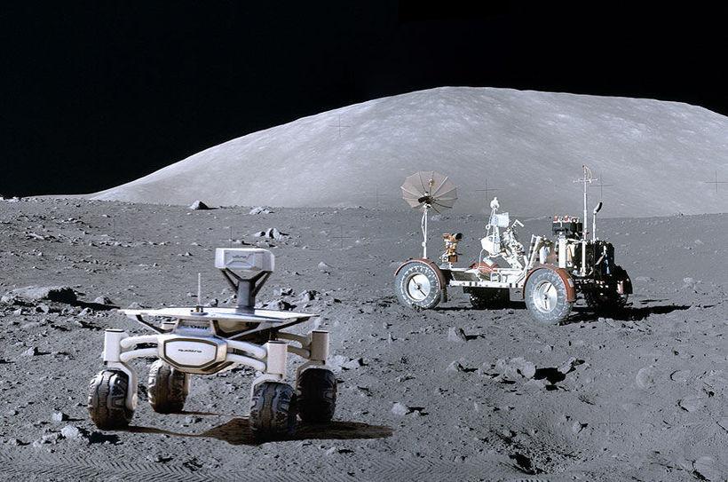 luna rover