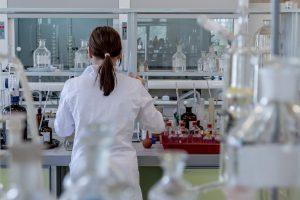 ricerca medica laboratorio