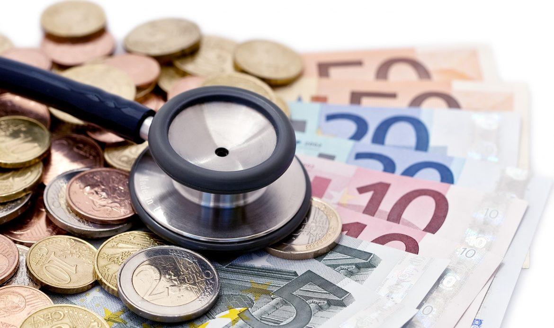 sanità soldi denaro euro