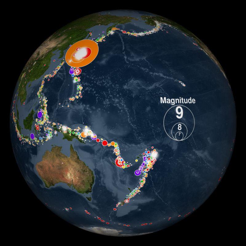 terremoti 2001 2015