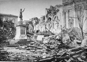 terremoto 1908 messina reggio calabria