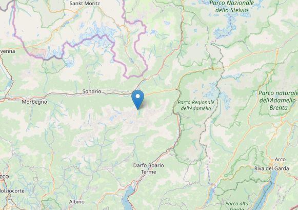 terremoto Lombardia