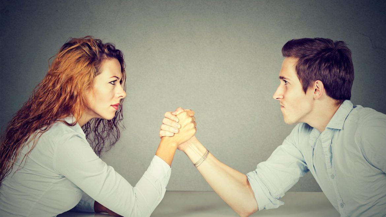 uomini donne competizione