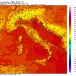Previsioni Meteo, Italia spaccata in due: caldo africano senza precedenti al Nord e forti temporali al Sud
