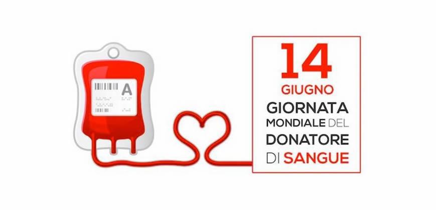 Giornata mondiale del donatore di sangue_World Blood Donor Day