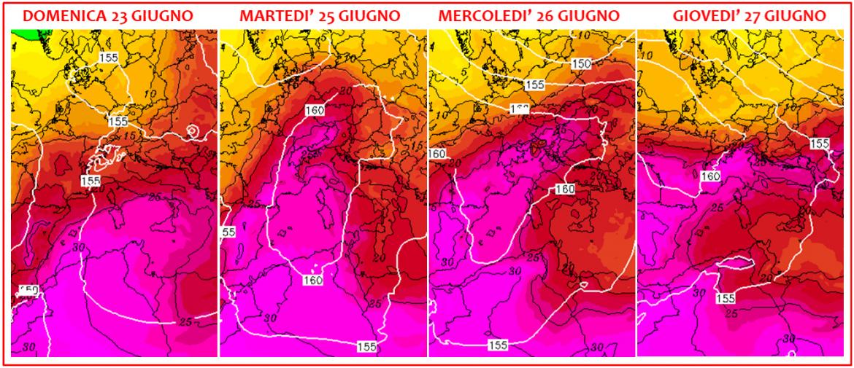 Previsioni Meteo Giugno 2019 Caldo