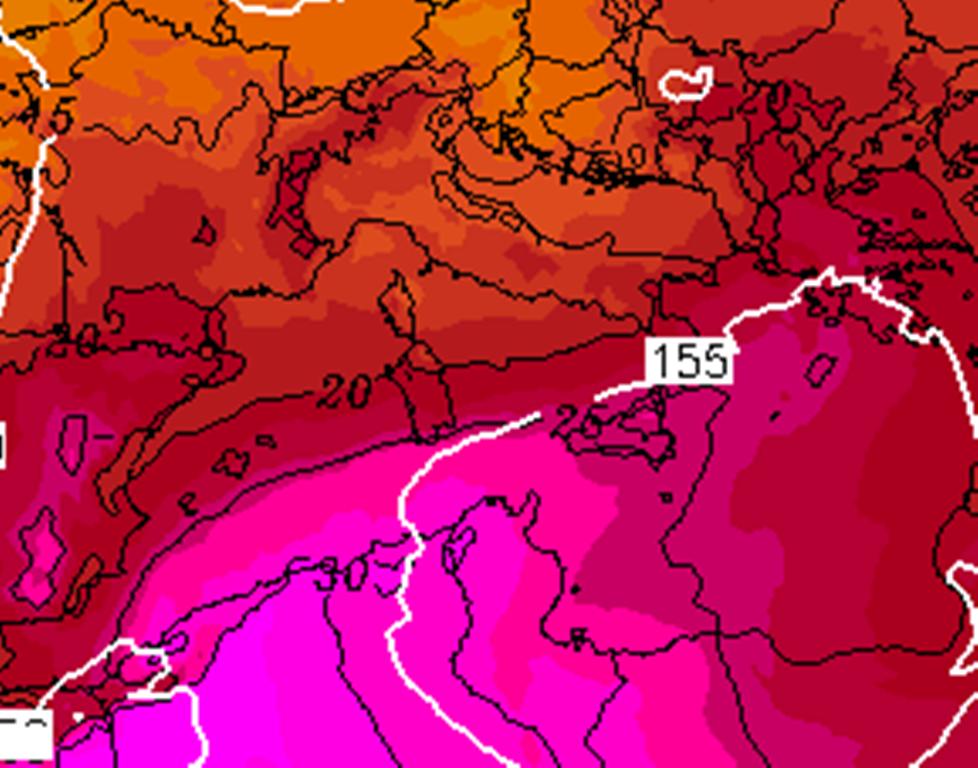 caldo domenica 23 giugno 2019 sud italia