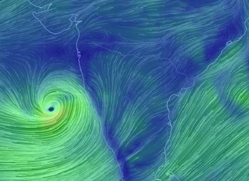 ciclone vayu