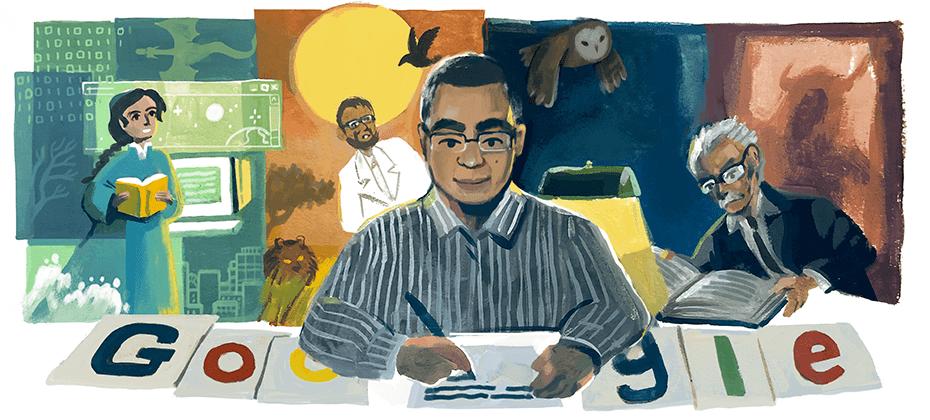 doodle Ahmed Khaled Tawfik