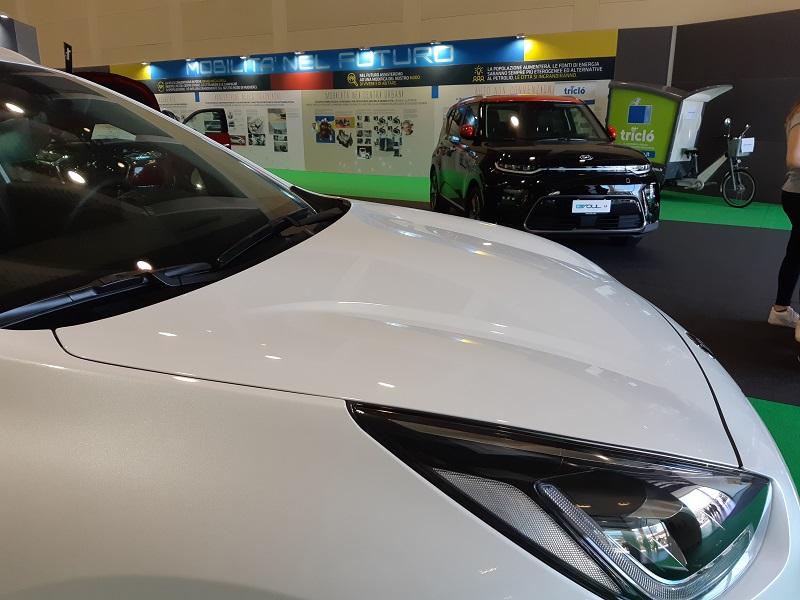 Fiera Campionaria Di Padova Anteprime Italiane Di Auto Elettriche Meteoweb