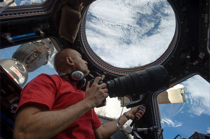 Luca Parmitano, astronauta ESA
