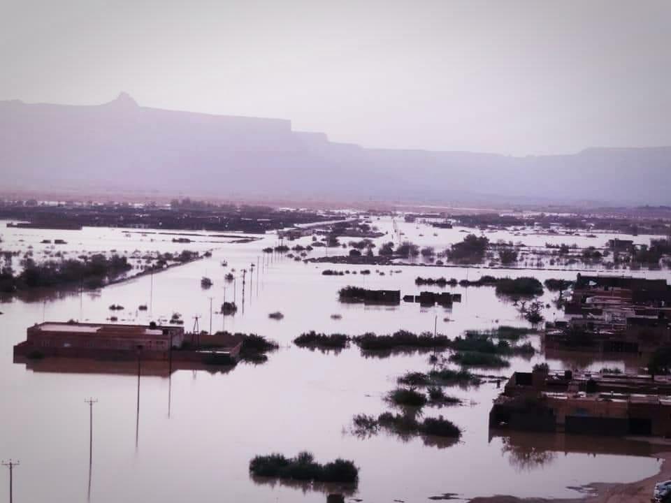 maltempo alluvione libia Ghat