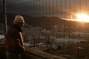 Ponte Morandi di Genova, via alla demolizione