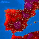 Meteo, ondata di caldo africano, è allerta su tutta l'Europa occidentale: in Francia +42°C, nuovi record e incendi [DATI e VIDEO]