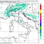 Allerta Meteo, Mercoledì 3 Luglio estremo sull'Italia: caldo esagerato al Centro/Sud, temporali violentissimi al Nord [MAPPE]