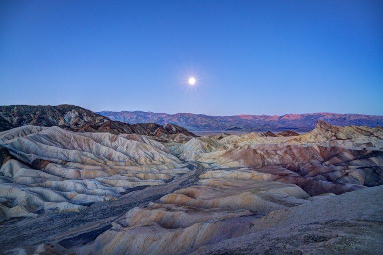 Death Valley National Park, Stati Uniti