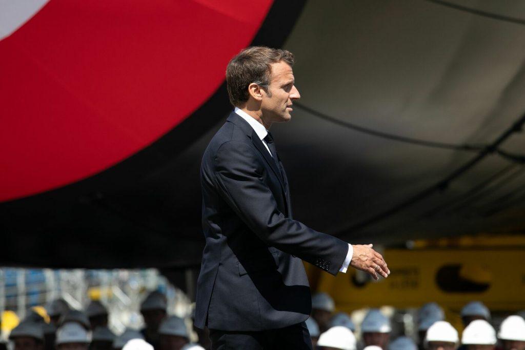 sottomarino francese