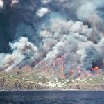 """Stromboli, parla il ragazzo sopravvissuto all'esplosione Thiago Takeuti: """"c'era una pioggia di fuoco, mi sento miracolato"""""""