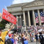 """Independence Day, show a Washington: """"America è un'idea più forte di ogni esercito"""" [FOTO]"""