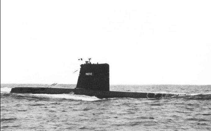La Minerve sottomarino