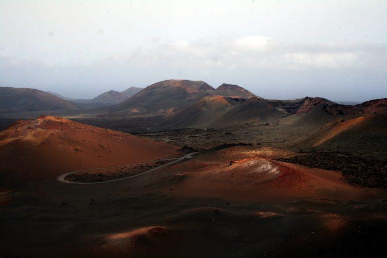 Parco Nazionale Timanfaya, Lanzarote