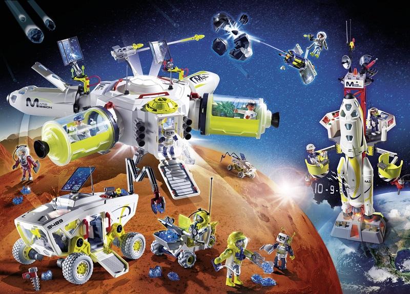 Playmobil Missione ESA Beyond